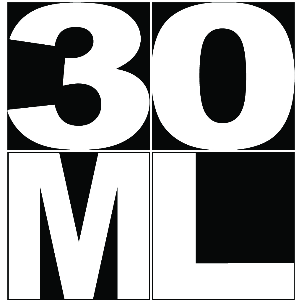 30ML logo