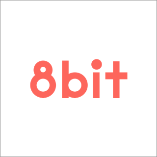 8Bit logo
