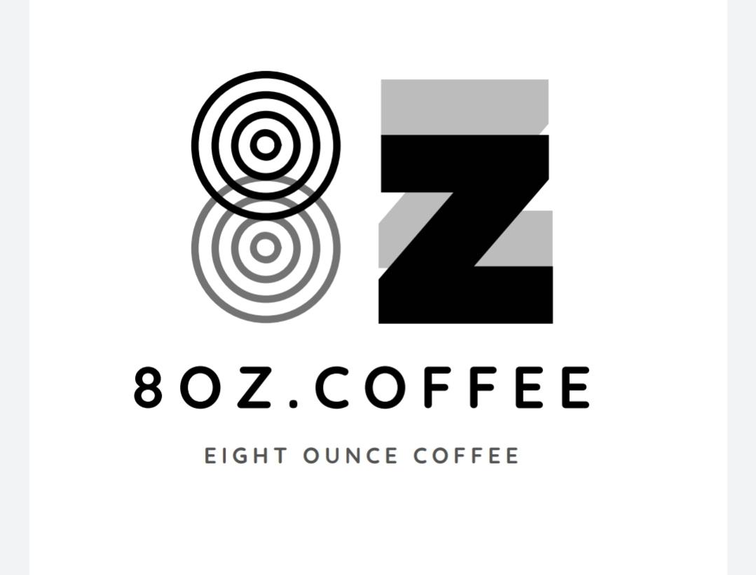 8oz Cafe Sydney logo