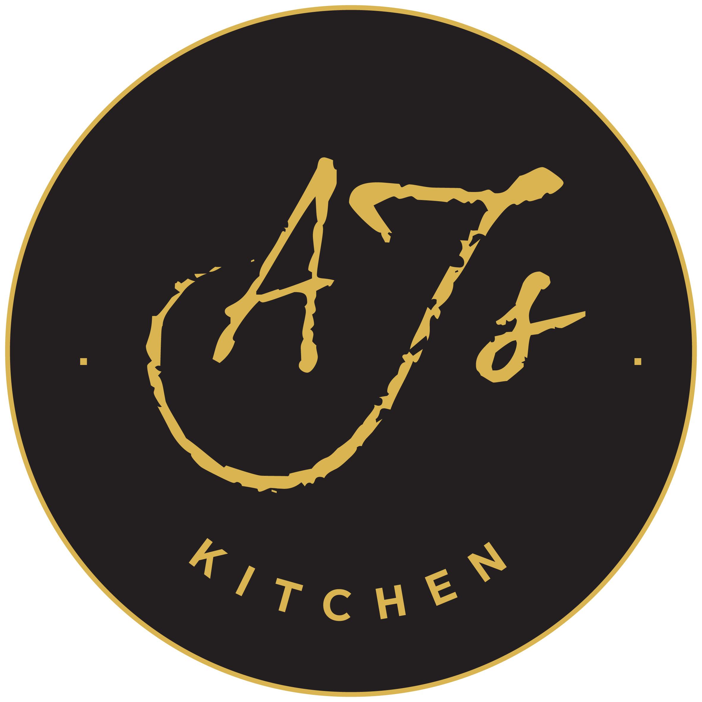 AJ's Kitchen logo