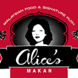 Alice's Makan logo