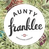 Aunty Franklee logo