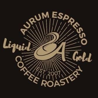Aurum Espresso Coffee Roastery logo
