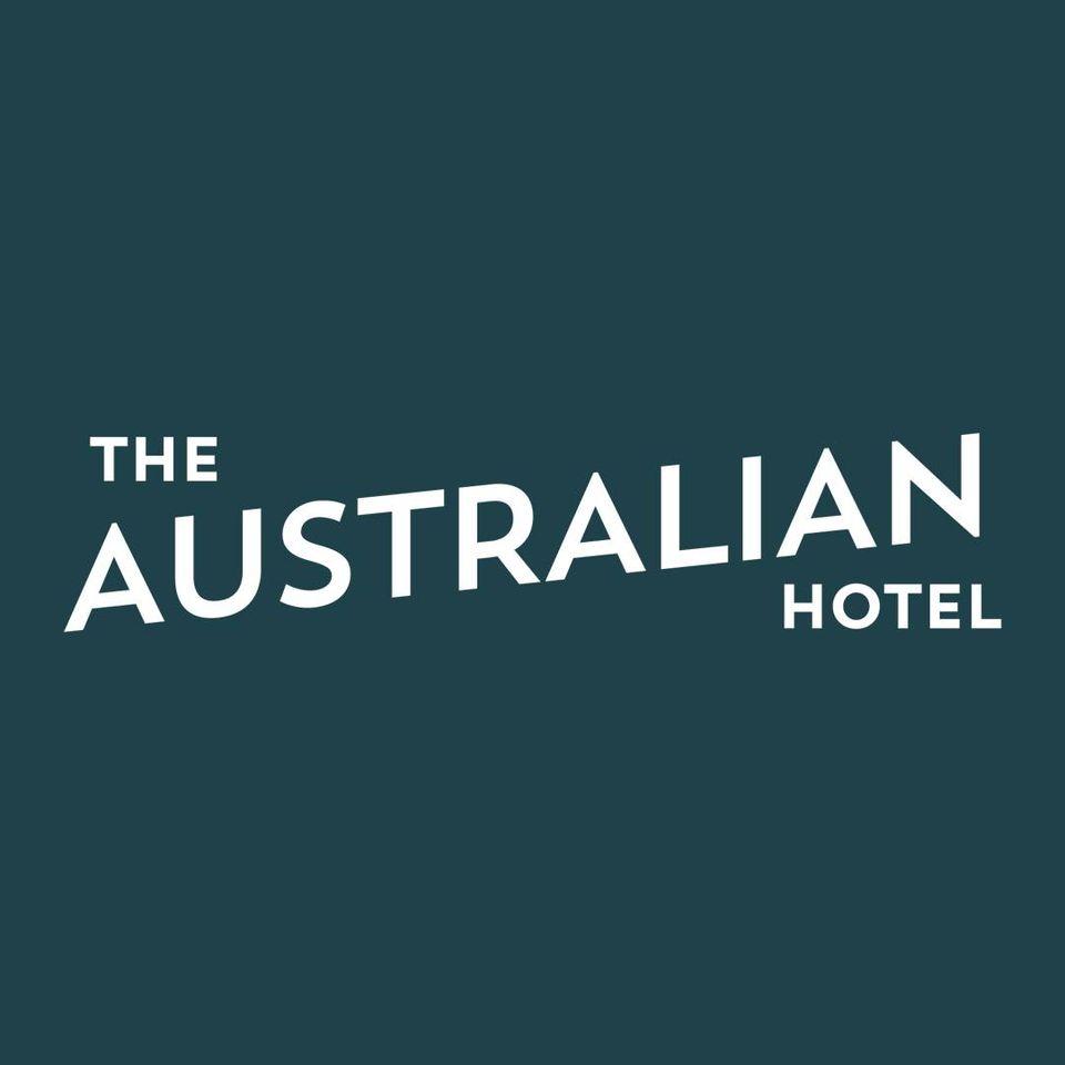 The Australian Hotel logo