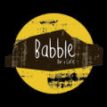 Babble Bar & Cafe logo
