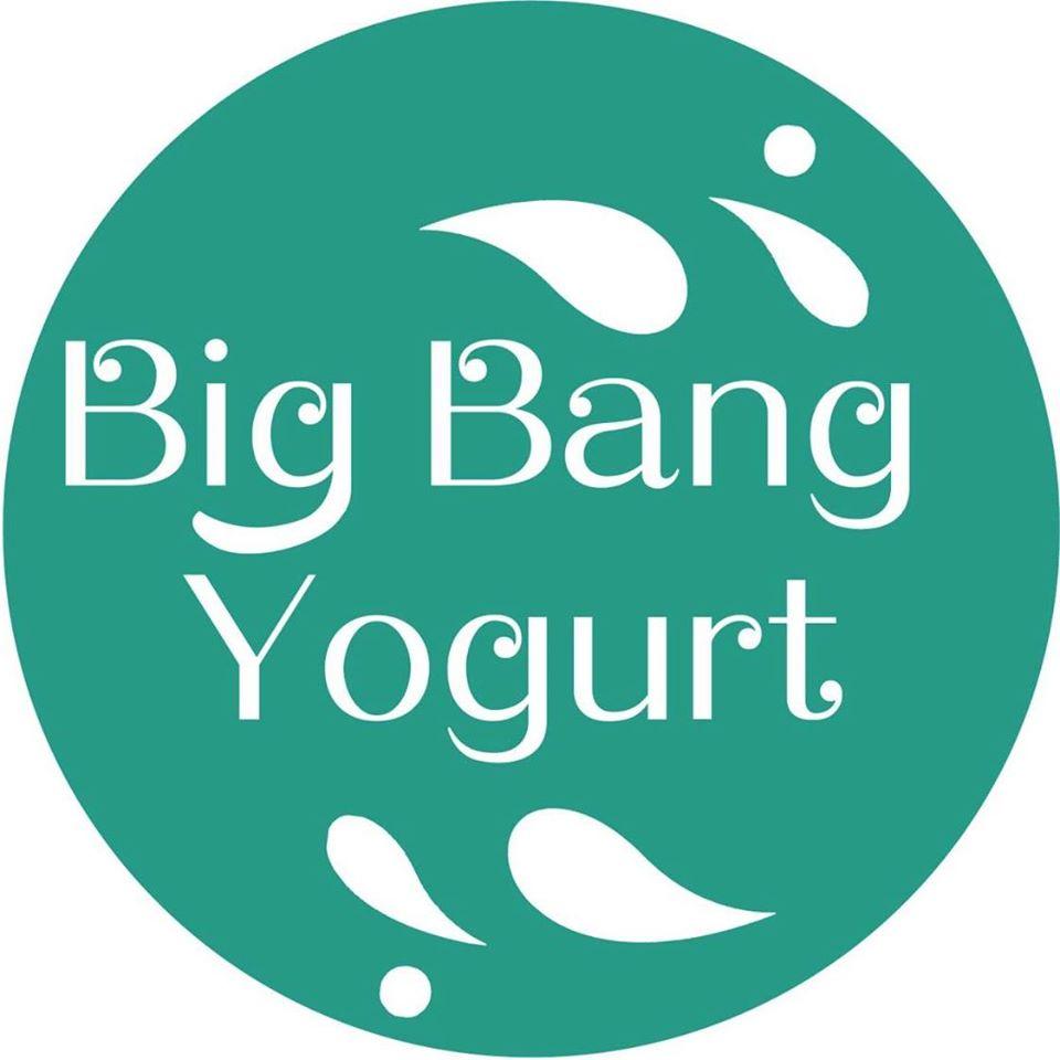 Big Bang Yogurt logo