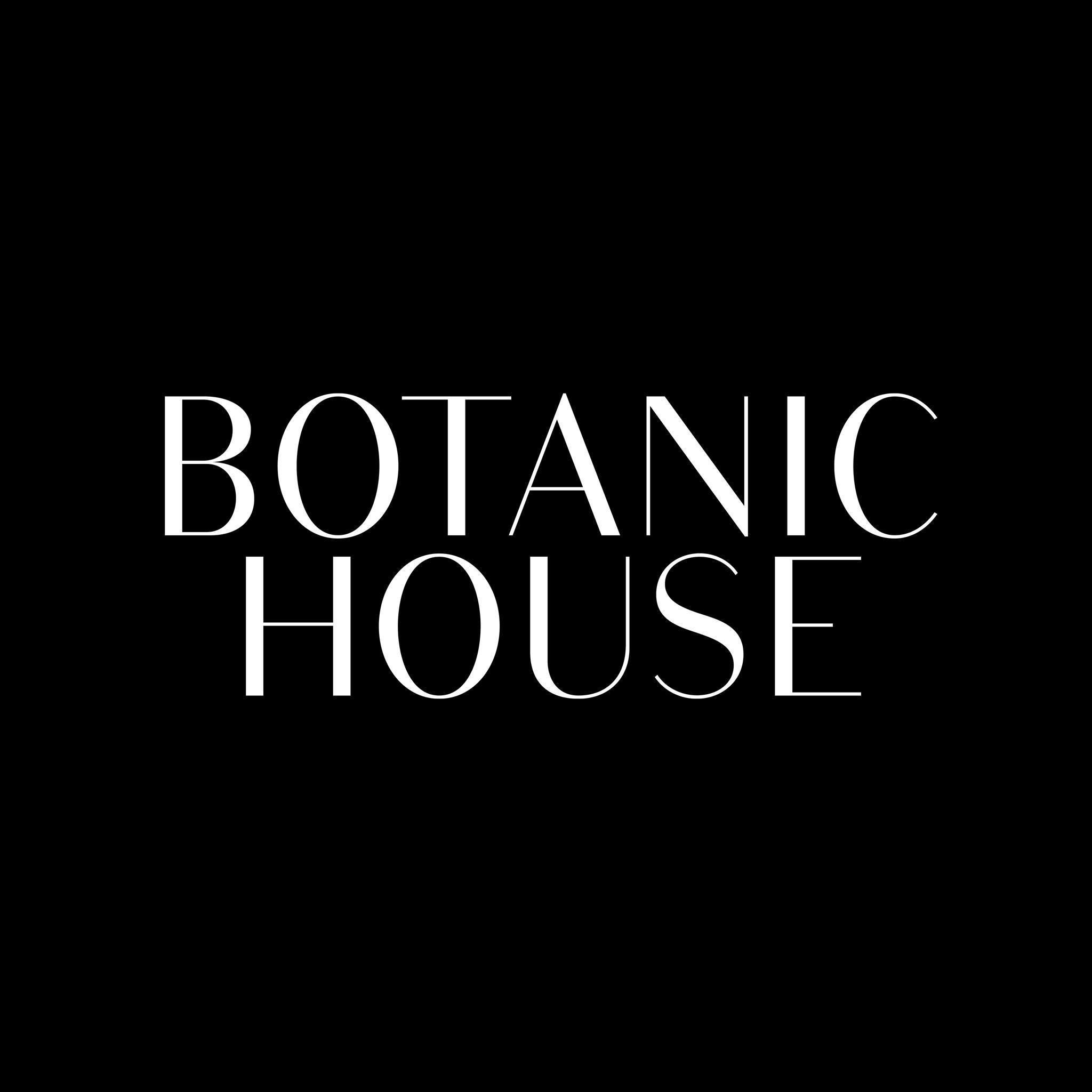 Botanic House logo