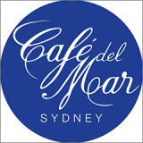 Cafe Del Mar  logo
