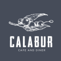 Calabur Cafe and Diner logo