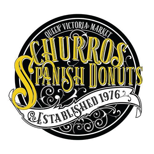 Churros Spanish Donuts logo