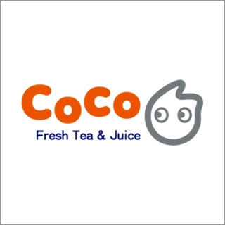 CoCo Fresh Tea & Juice logo