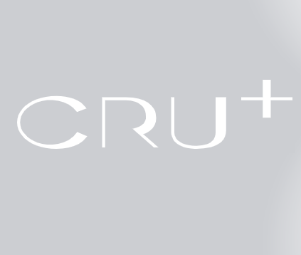 Cru+ logo
