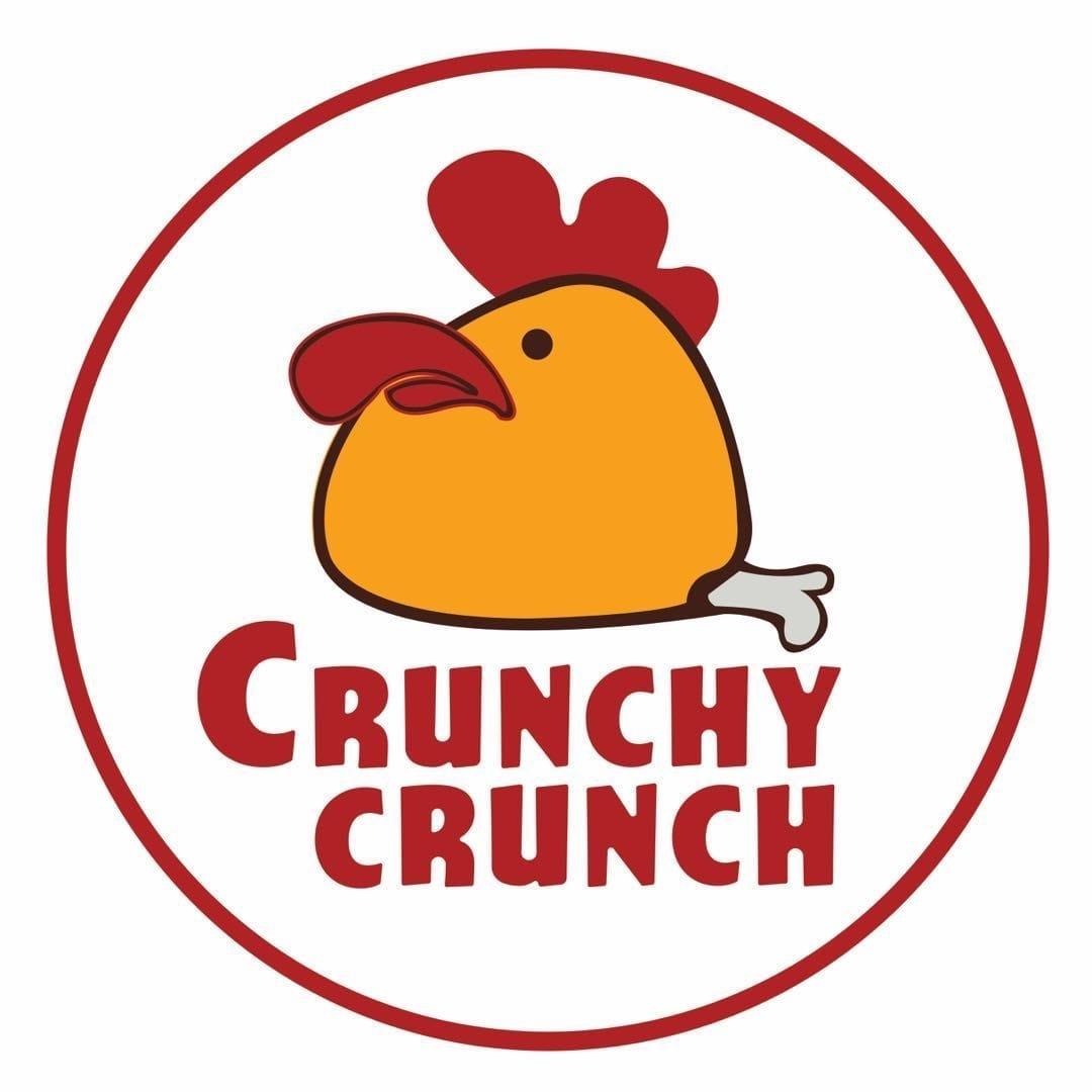 Crunchy Crunch Chicken logo