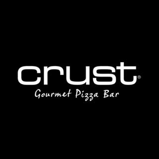 Crust Gourmet Pizza logo