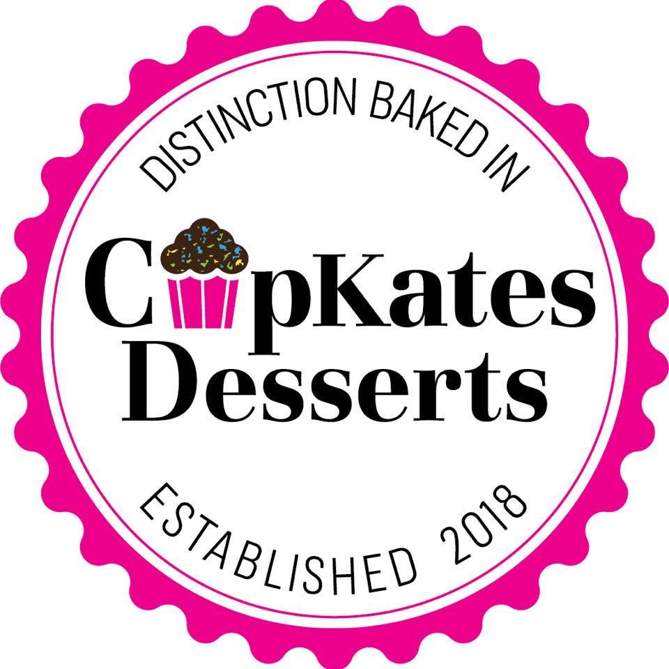 CupKates Desserts logo