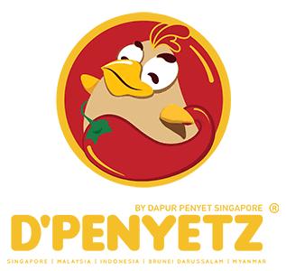D'Penyetz & D'Cendol logo