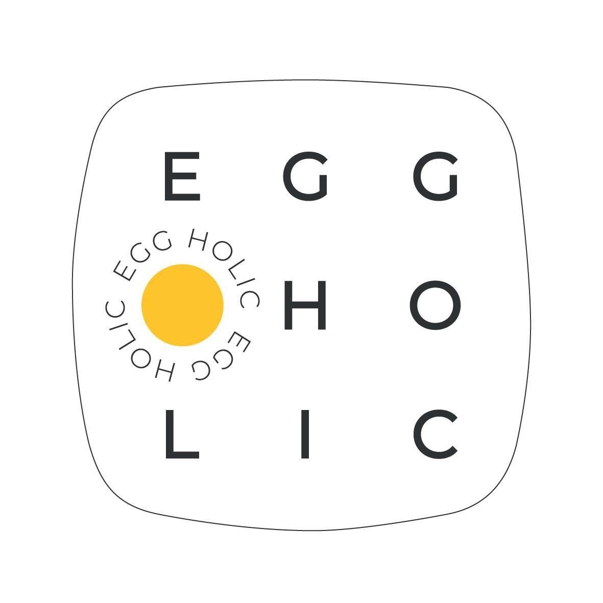 Eggholic logo