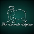 The Emerald Elephant logo
