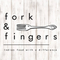 Fork and Fingers logo