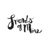Friends of Mine logo
