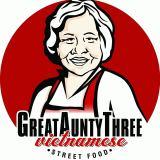 Great Aunty Three logo