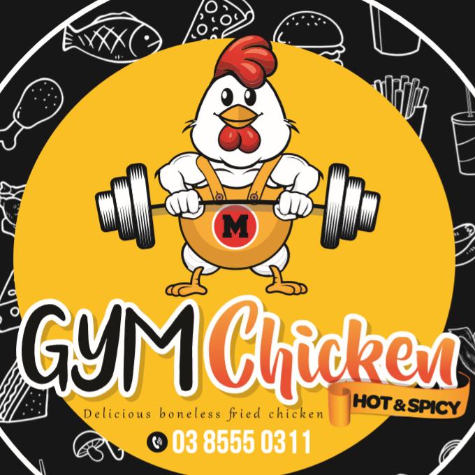 Gym Chicken logo