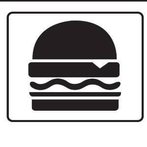 The Hub Burger Bar logo