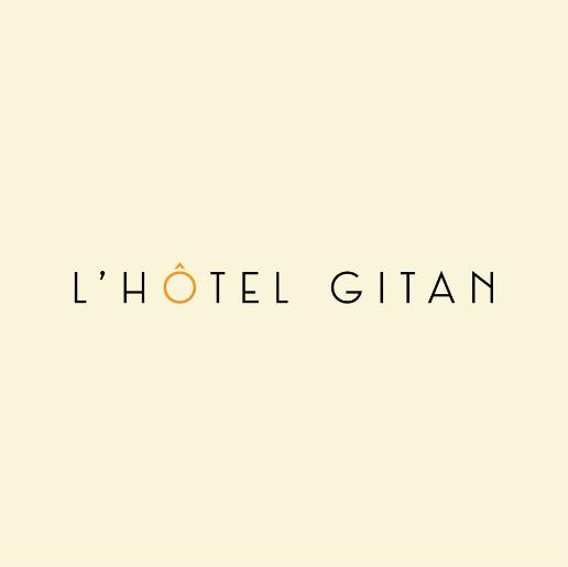 L'Hotel Gitan logo