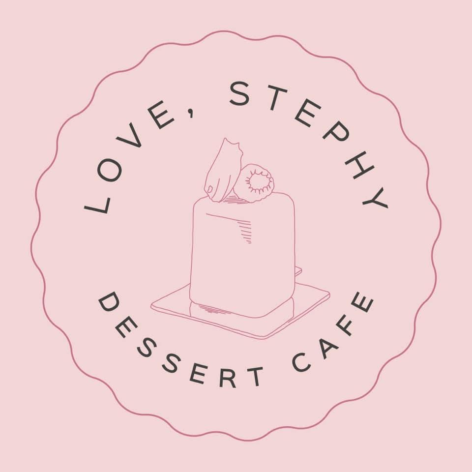 Love, Stephy Dessert Cafe logo