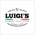 Luigi's Restaurant and Pizzeria logo