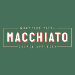 Macchiato Woodfire Pizza logo