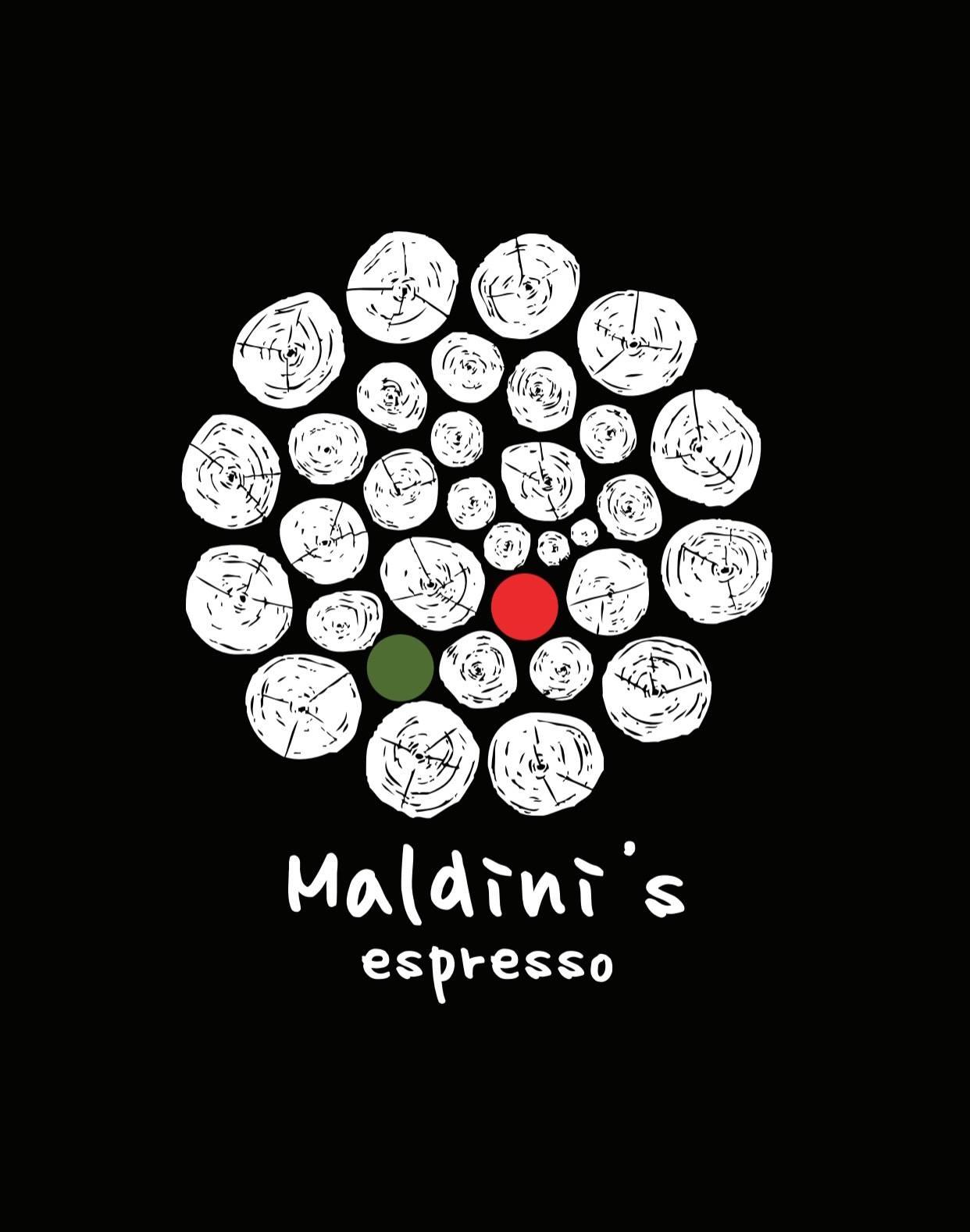 Maldini's Espresso logo