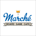 Marche Board Game Cafe logo
