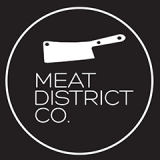 Meat District Co logo