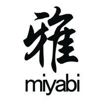 Miyabi Sushi logo