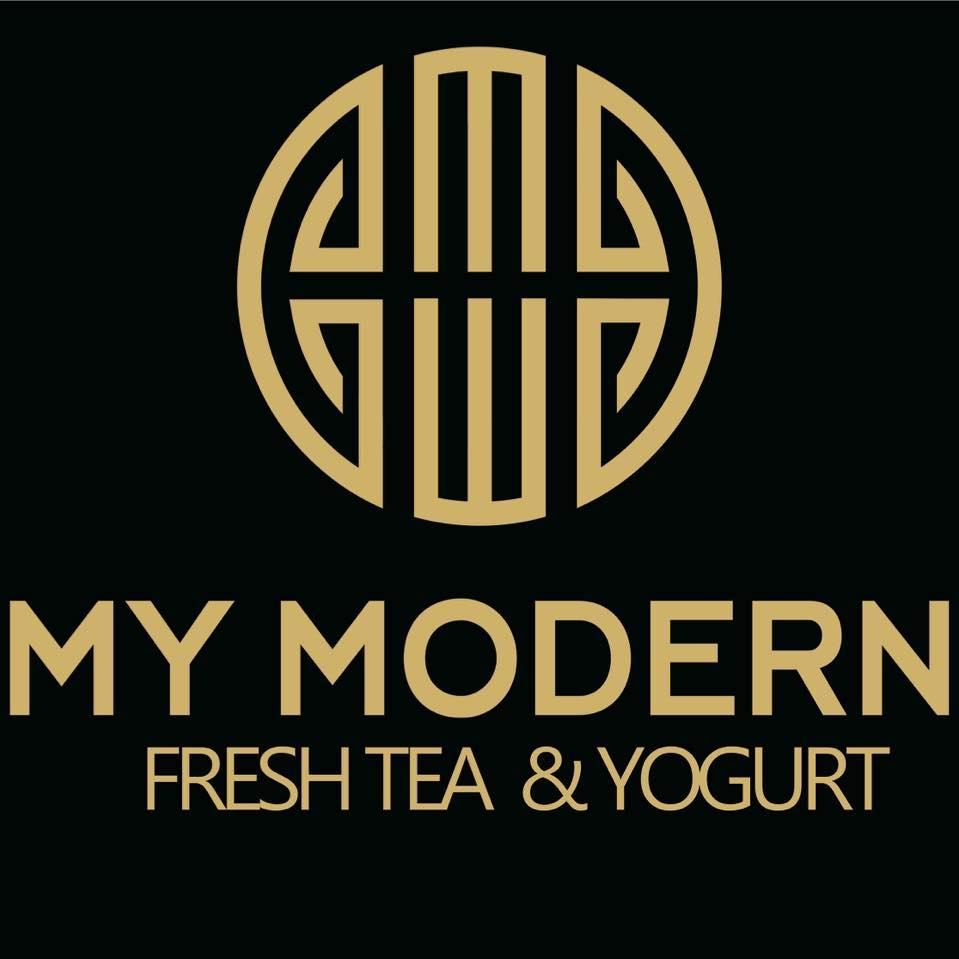 My Modern Fresh Tea & Yogurt logo