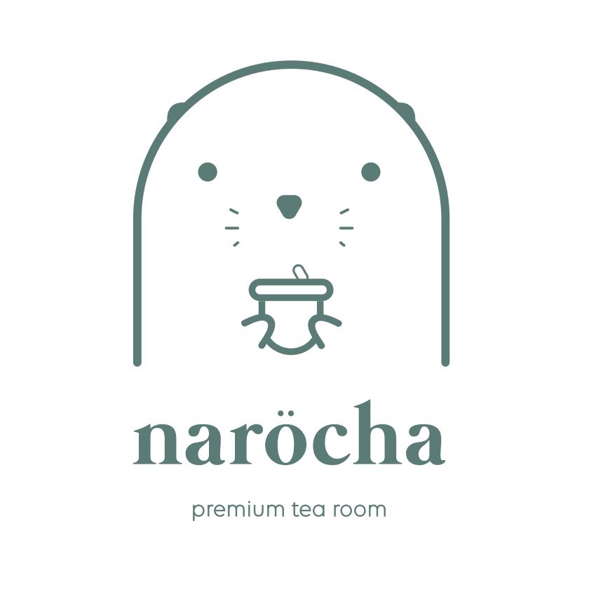 Narocha Premium Tea Room logo