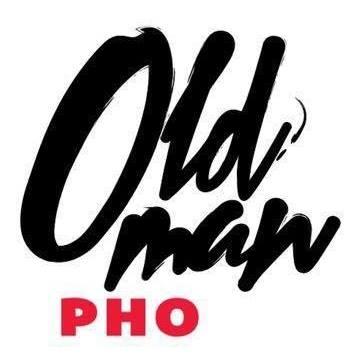 Old Man Pho logo