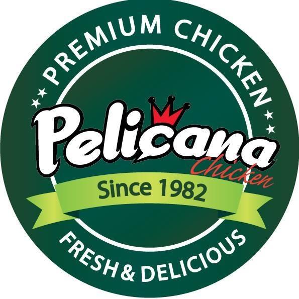 Pelicana Fried Chicken logo
