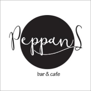 Peppans Bar & Cafe logo