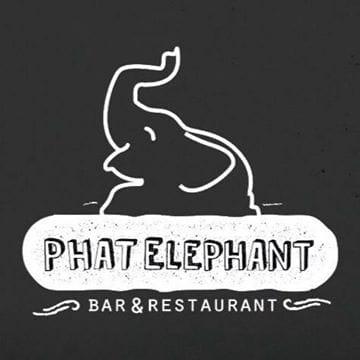 Phat Elephant logo