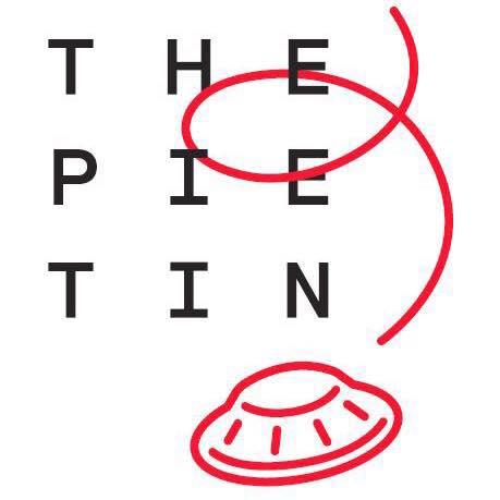 The Pie Tin logo