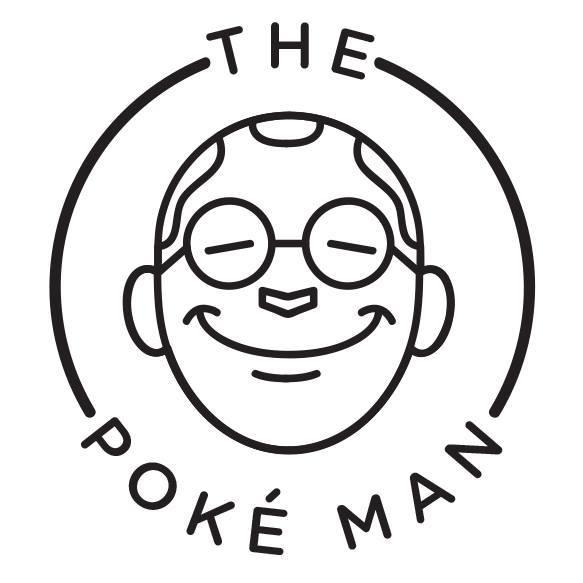 The Poke Man logo