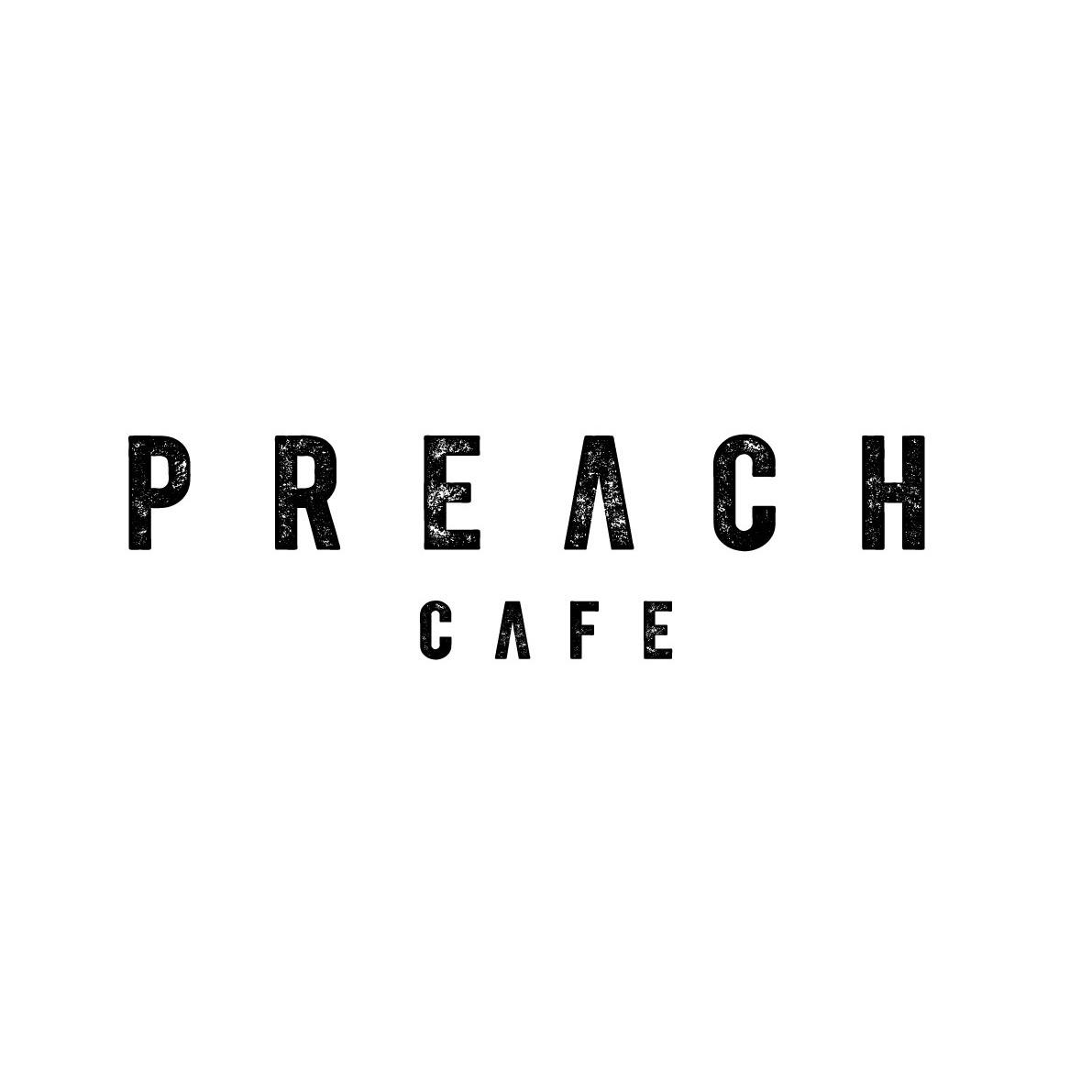Preach Cafe logo