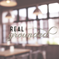 Real Grounded logo