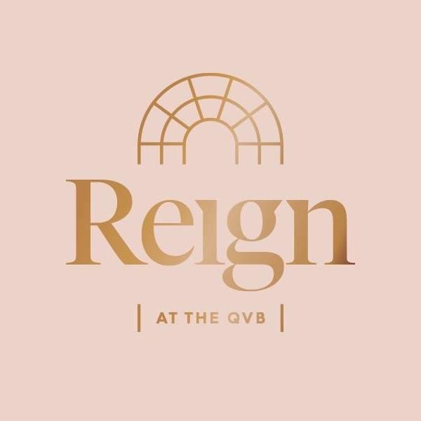 Reign at the QVB logo