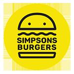 Simpsons Burgers logo