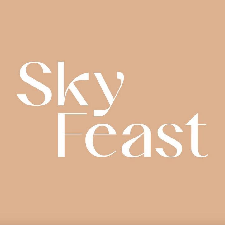 SkyFeast logo