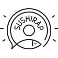 Sushi Rap logo
