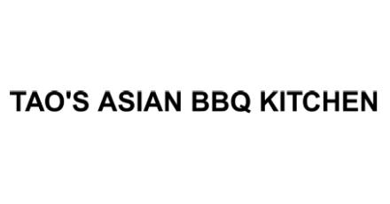 Tao's Asian BBQ Kitchen logo